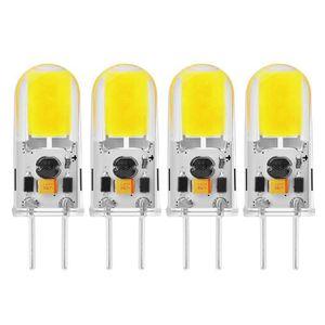 AMPOULE - LED Sunix 4pcs Ampoules LED COB 5W GY6.35, 270-300LM,