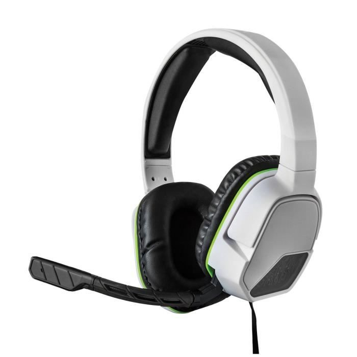 casque pdp afterglow wh lvl 3 xbox one achat vente casque micro jeux vid o casque pdp afg wh. Black Bedroom Furniture Sets. Home Design Ideas