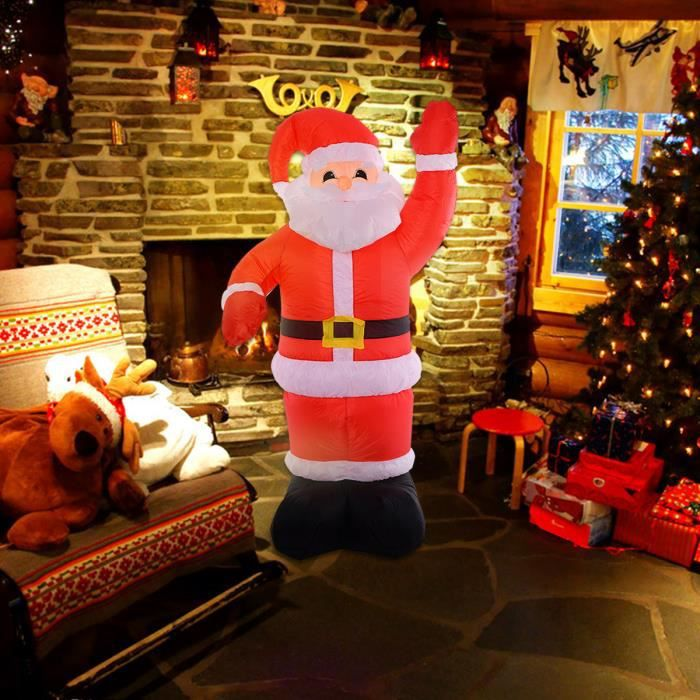 Pere noel gonflable achat vente pere noel gonflable pas cher cdiscount - Pere noel gonflable pas cher ...