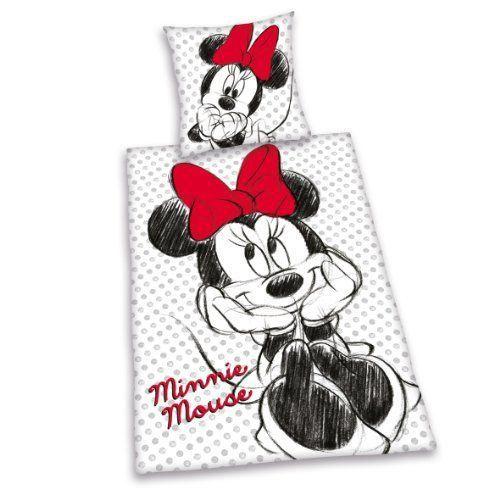 Herding 447859050 Parure De Lit Minnie Mouse R 233 Achat