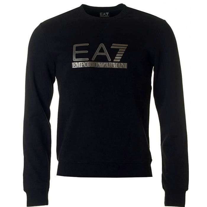 Pull Sweat Emporio Armani EA7 6XPM97 noir Noir Noir - Achat   Vente ... f43081262472