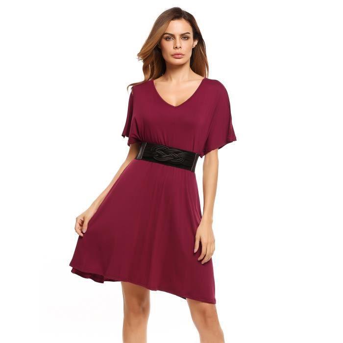 robe d'été de femme
