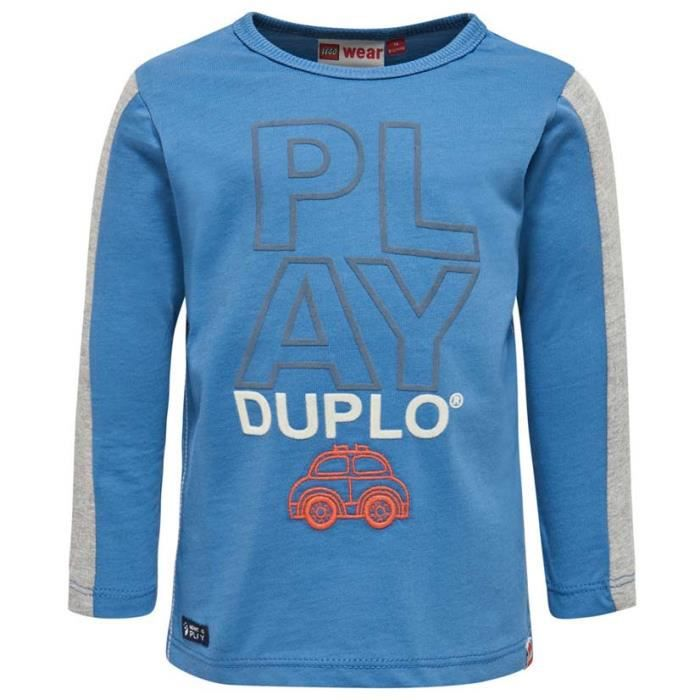 Vêtements fille T-Shirts Lego Wear Texas 604 Multicoloured - Achat ... 182a64c5c24