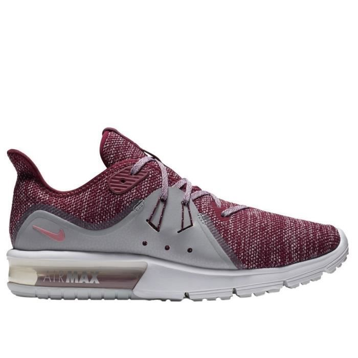 save off 03454 d68ab BASKET Chaussures Nike Wmns Air Max Sequent 3