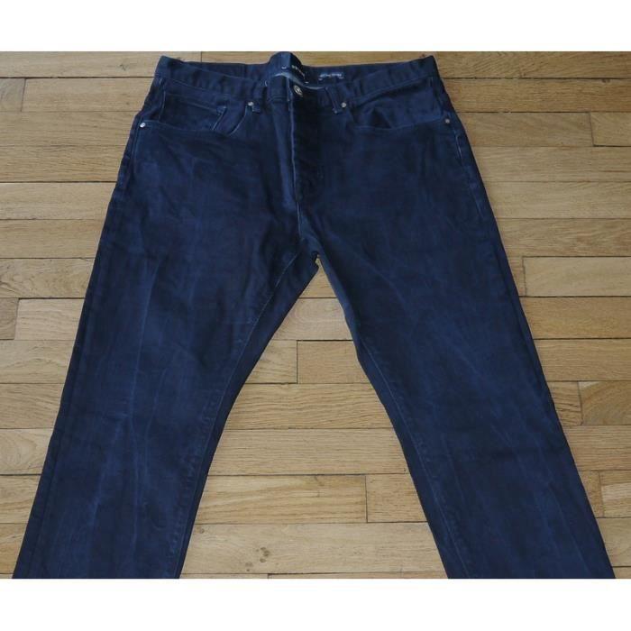 32 Pour W Slim Gerald L 34 Jeans New Fr Devred 44 Taille Homme qRS4AL35cj