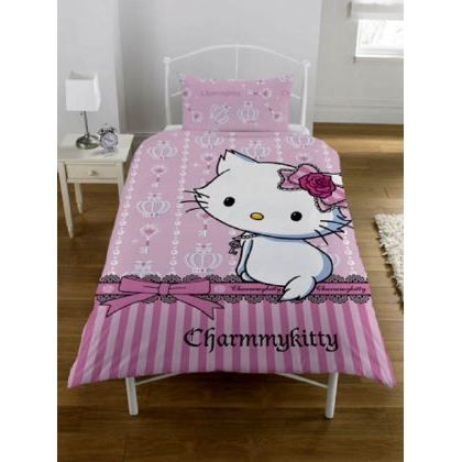 Housse de couette hello kitty 1 personne achat vente housse de couette hello kitty 1 - Housse de couette hello kitty 220x240 ...