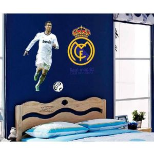 stickers football achat vente stickers football pas cher black friday le 24 11 cdiscount. Black Bedroom Furniture Sets. Home Design Ideas