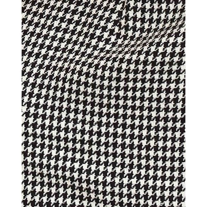 Trendtwo Femmes Jenny Houndstooth Robe crayon Plaid Slit coton Mini Robe crayon NXDS9 Taille-32