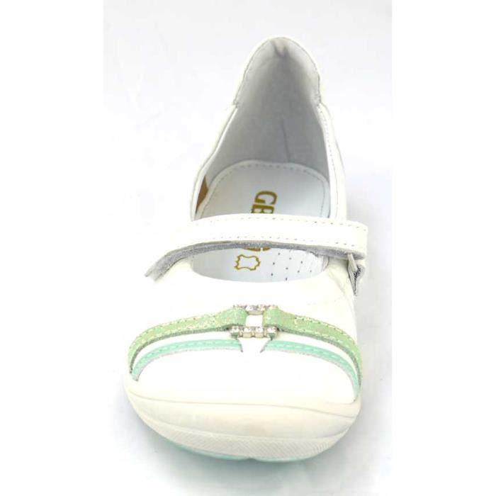 Chaussures Fille - Ballerines bl...