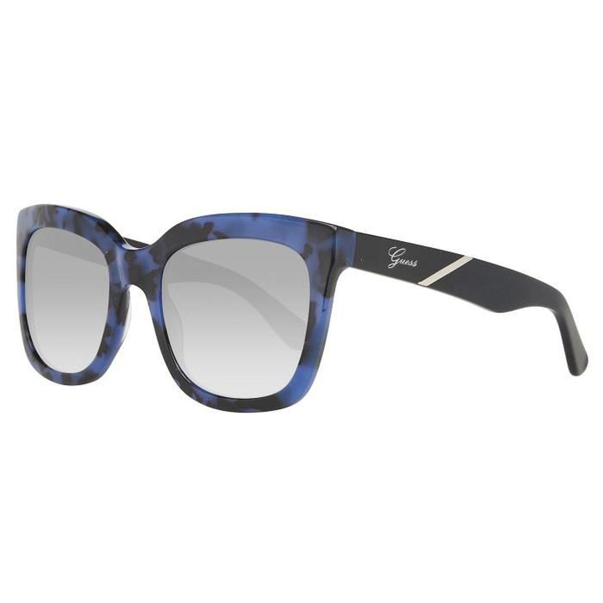 Guess Sunglasses GU7342 D79 53 - Achat   Vente lunettes de soleil ... 1a10447aa6d0