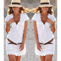 ROBE Mini-robe Nouvelle Collection Robes Femmes Sexy Sl