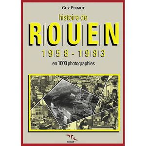 LIVRE SCIENCES Histoire de Rouen
