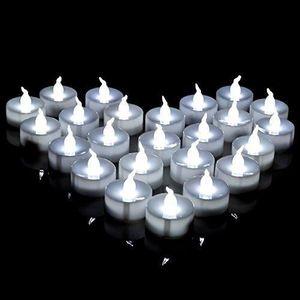 BOUGIE DÉCORATIVE AGPtek Lot de 60 Bougie LED à Piles Decoration pou