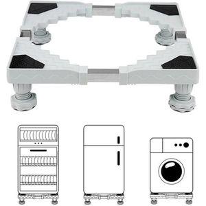 LAVE-LINGE DEWEL Base de Machine à Laver Antidérapant Base de