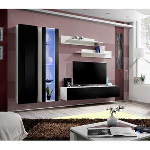 MEUBLE TV PRICE FACTORY - Meuble TV FLY A4 design, coloris b