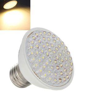 AMPOULE - LED 60 LED 3W E27 AMPOULE SPOT 220V 212LM 120° BLANC C