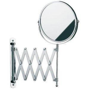 MIROIR Kela 49288 kleopatra miroir télescopique et 1 x 3