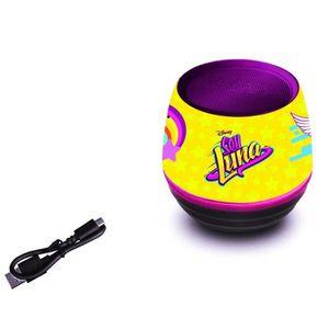 HAUT-PARLEUR - MICRO Lexibook Bt015sl Disney Luna Soy Mini haut-parleur