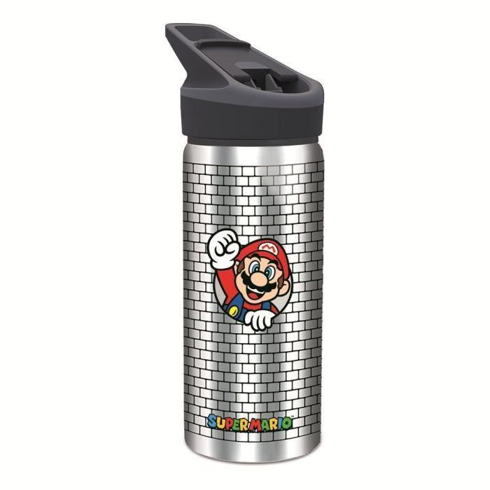 STOR Gourde en aluminium Mario - 710ml