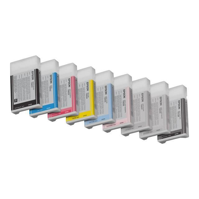 EPSON Cartouche d'encre T6128 - Noir mat - Capacité standard 220ml