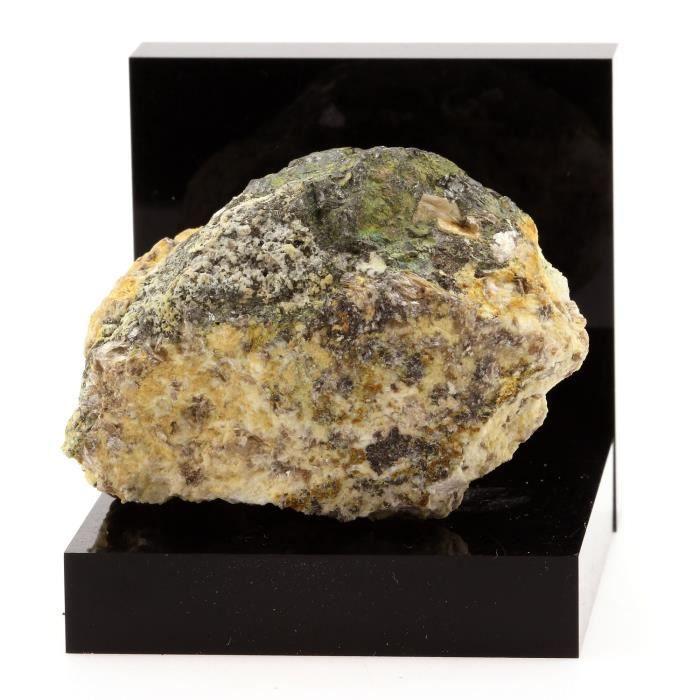Pierre -Stannite. 372.5 ct. St Agnes, Cornwall, Royaume-Uni. Rare