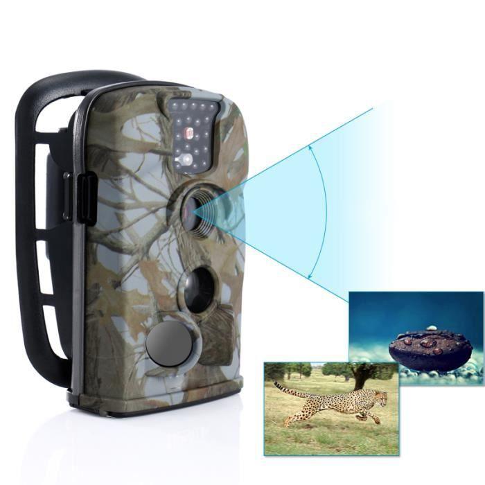 CAMÉRA DE SURVEILLANCE 5210A Caméra de Surveillance Extérieure Sport Chas