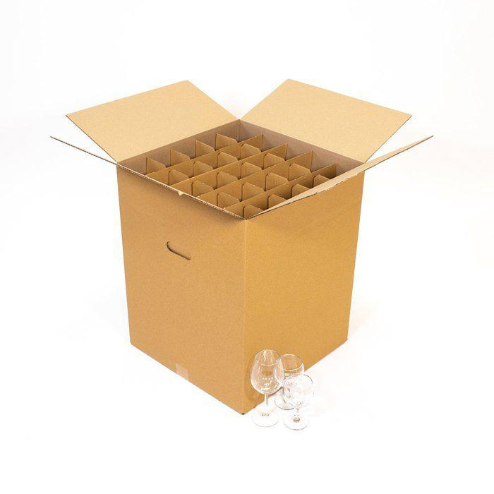 carton vaisselle pour 75 verres achat vente caisse demenagement carton vaisselle pour 75 ve. Black Bedroom Furniture Sets. Home Design Ideas
