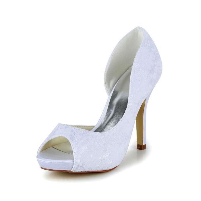 Jia Jia Wedding 37056 chaussures de mariée mariage Escarpins pour femme