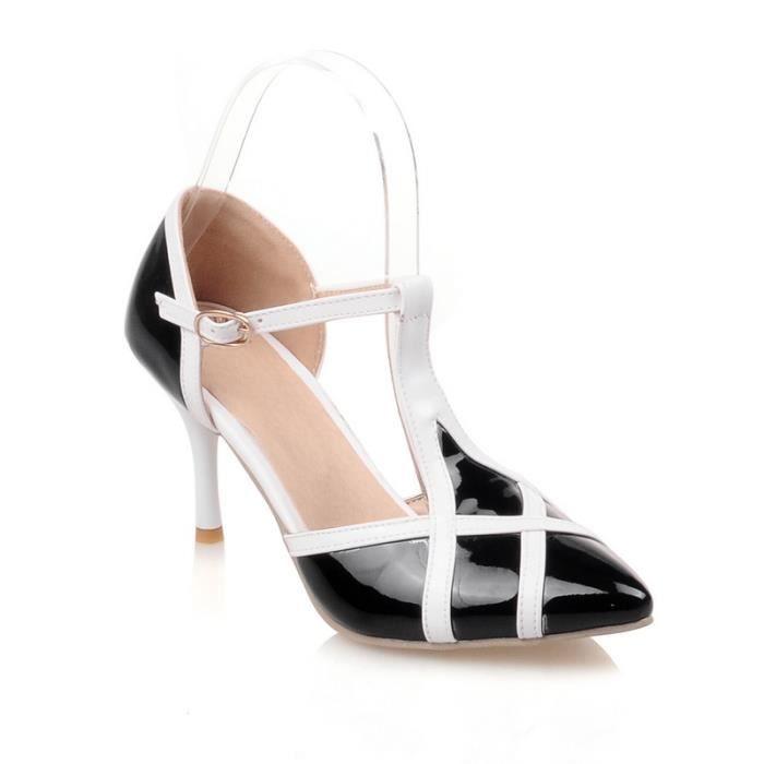 Sanda leLes Chaussures pour FemmesLes Chaussures pour Femmes Les hauts Nouvelle aide à faible bouche peu profond…