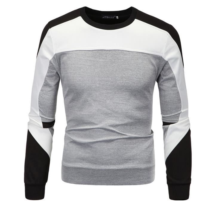990848a28ee Pull Sweat Homme Espace Coton Pull Sweat Pour Homme Marque Luxe ...