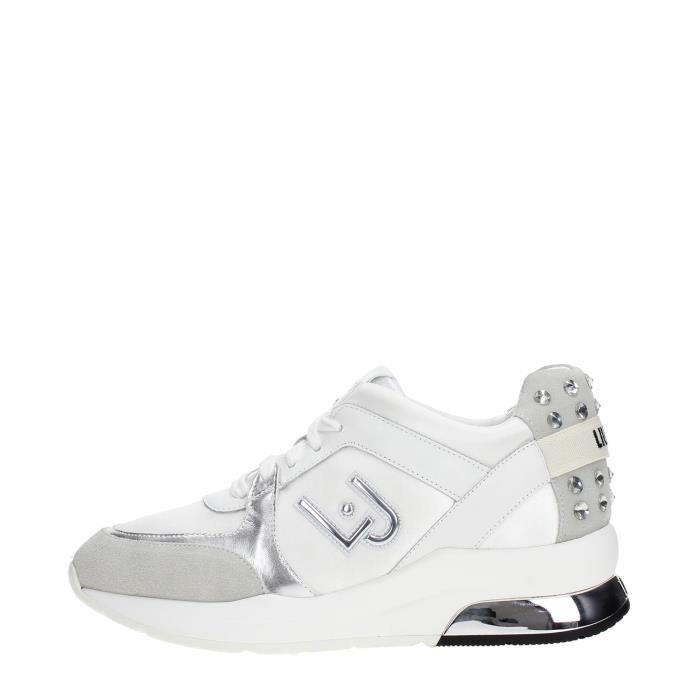 Liu Jo Sneakers Femme WHITE, 37
