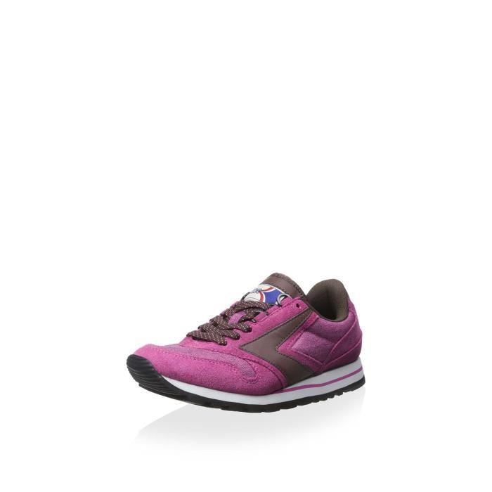 5 Taille M Frenchroast m Chariot Nous Zrh39 Ascension Sneaker Femmes Laceup Mesarose 7 pOPHf
