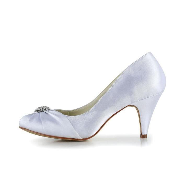 Jia Jia Wedding 5949411B chaussures de mariée mariage Escarpins pour femme