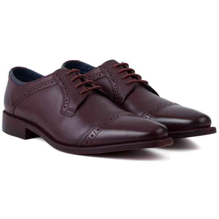 Goodwin Smith Malham Goodyear Welted Derby Homme Mocassin
