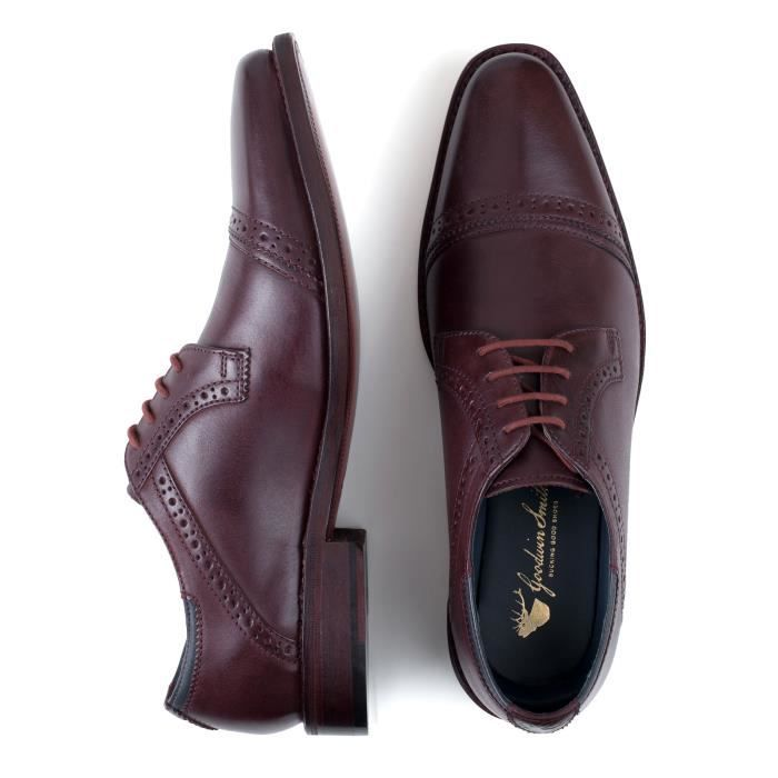 Goodwin Smith Malham Goodyear Welted Derby Homme Mocassin AHZLToV48
