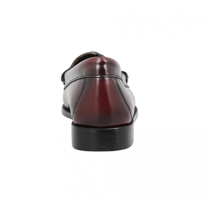 Mocassins GH BASS & CO Weejuns Penny cuir Femme-36,5-Bordeaux