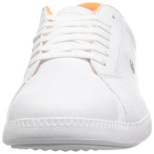 Sneaker Taille 2 1 118 Lacoste Graduate 37 YD7SM 1 Women's Spw wSfqyTxFBX