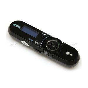 LECTEUR MP3 4Go Lecteur Baladeur MP3 Dictaphone Radio FM Fonct