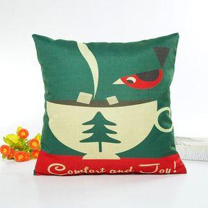 COUSSIN Noël et Halloween Canapé-lit Décoration d'intérieu