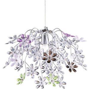 suspension lustre fleurs floral eclairage luminair Résultat Supérieur 15 Frais Lustre Fleur Photographie 2017 Hjr2