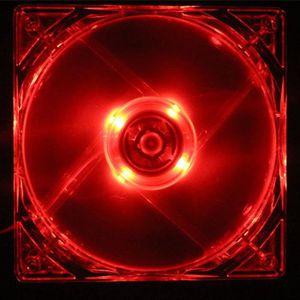 VENTILATION  GAOHOU 120mm 12cm CPU Ventilateur PC Boite d'ordin