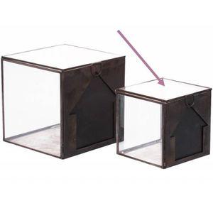 CASIER POUR MEUBLE Boite de Rangement Style Moderne Case Casier Cube