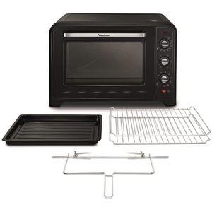 MINI-FOUR - RÔTISSOIRE MOULINEX YY2917FB - Mini four grill - 60L - 2200 W