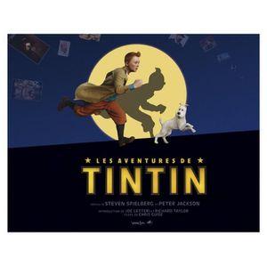 BANDE DESSINÉE Artbook Moulinsart Les aventures de Tintin (Spielb