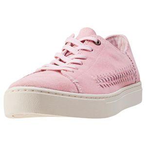 BASKET Toms Lenox Femmes Baskets Light Pink - 7 UK