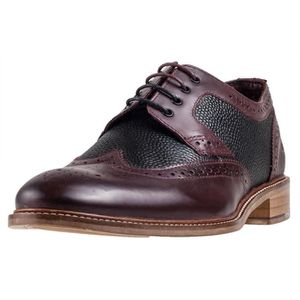 DERBY London Brogues Hamilton Derby Hommes Chaussures Bo