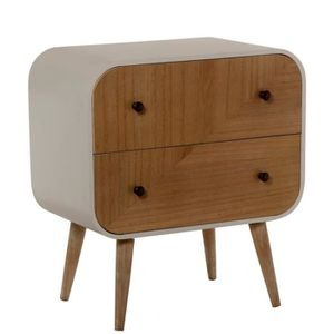 table de chevet hauteur 60 cm achat vente pas cher. Black Bedroom Furniture Sets. Home Design Ideas