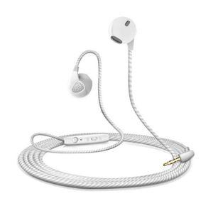 CASQUE - ÉCOUTEURS Ecouteurs pour Smartphone avec Micro Réglage Kit M