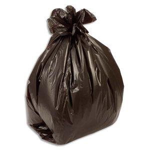 SAC POUBELLE Boîte 500 sacs poubelle plastique 100 litres 21…