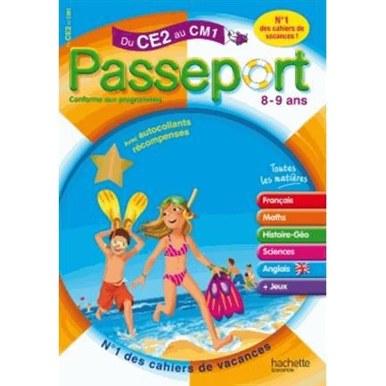 MANUEL PRIMAIRE Passeport du CE2 au CM1